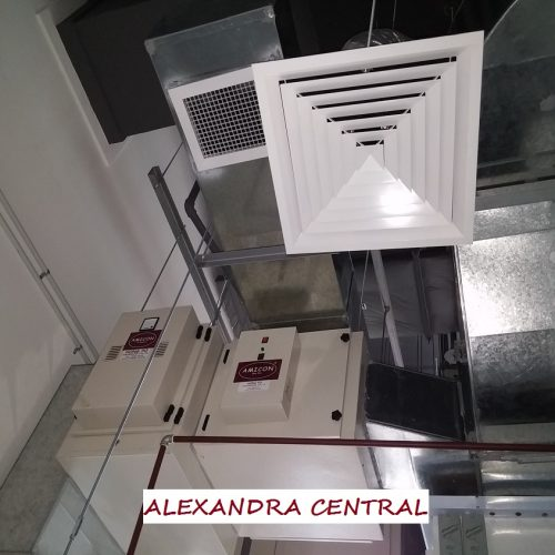 Ventilation System & Air Con