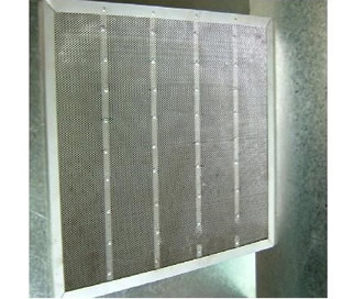 ALUMINIUM CARBON FILTER (REMOVE ODOUR)