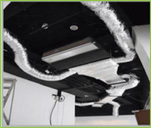 FCU AIR-CON DUCTING, GALVANISED DUCTING, 4 WAY DIFFUSER, ALUMINUM EGG CRATES & FLEXIBLE DUCT