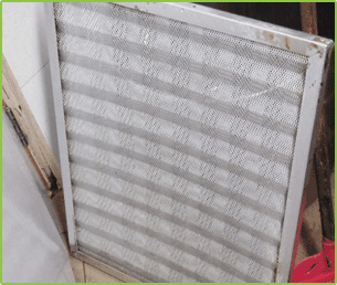 ALUMINUM EXPANDED METAL FILTER