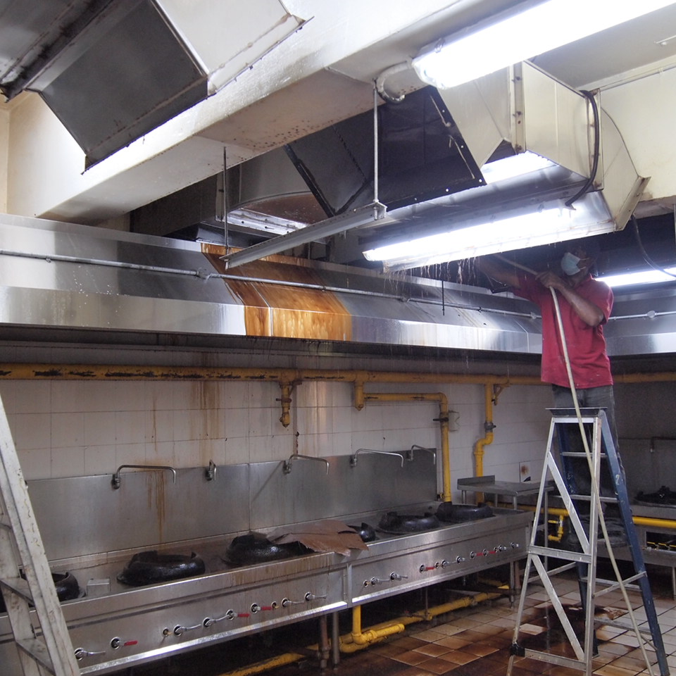 Kitchen Exhaust Systems: Hong Po Engineering Pte. Ltd