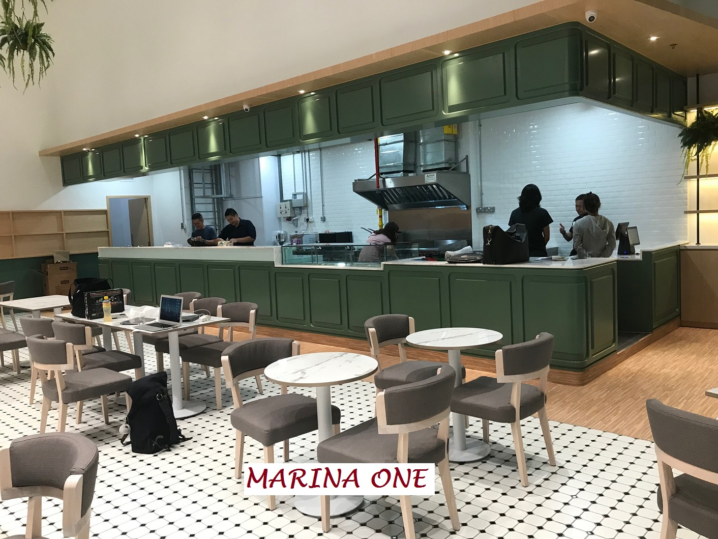 MARINA ONE 6
