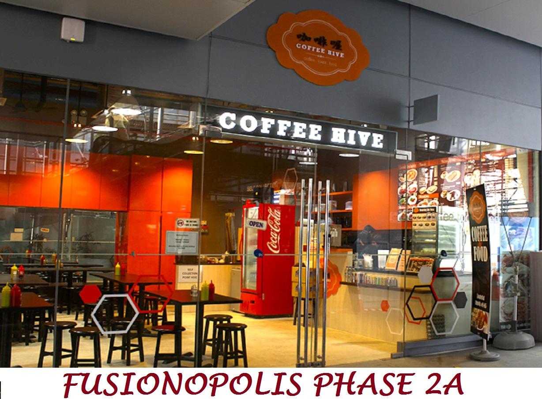 Fusionopolis Phase 2A –