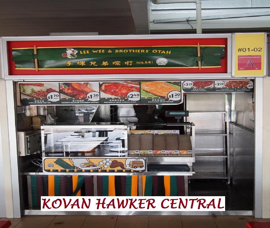 KOVAN HAWKER CENTRAL 3