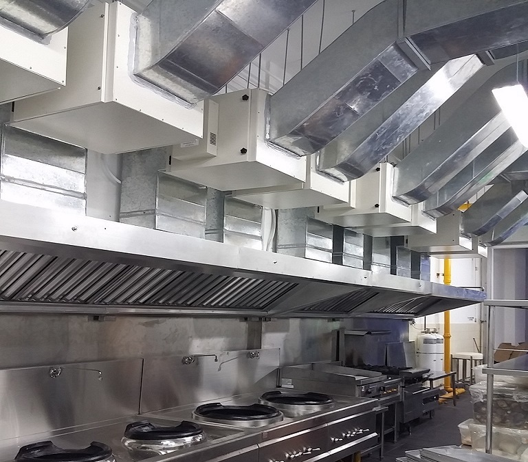 Kitchen Hood & Kitchen Exhaust System