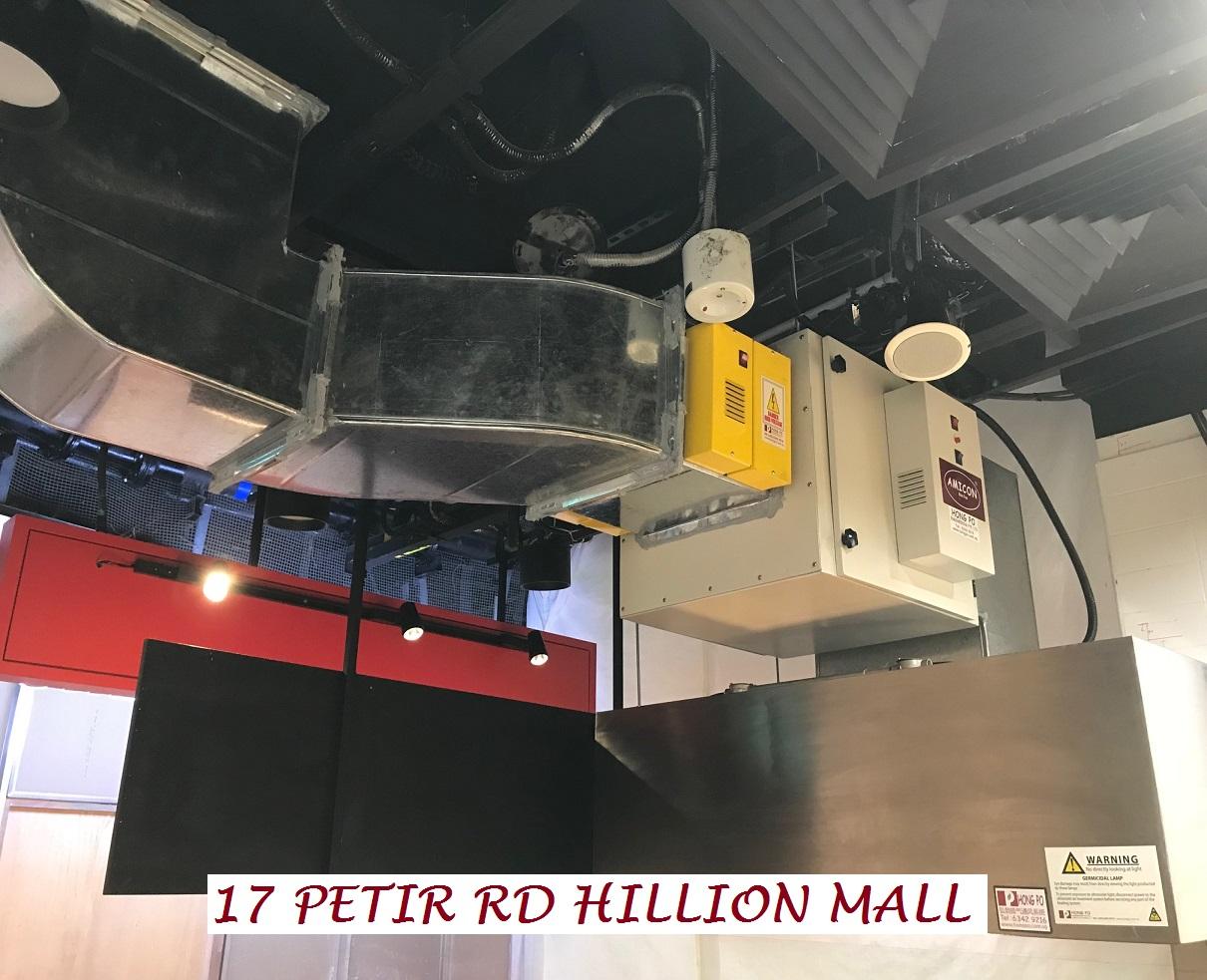 17 PETIR RD HILLION MALL 2
