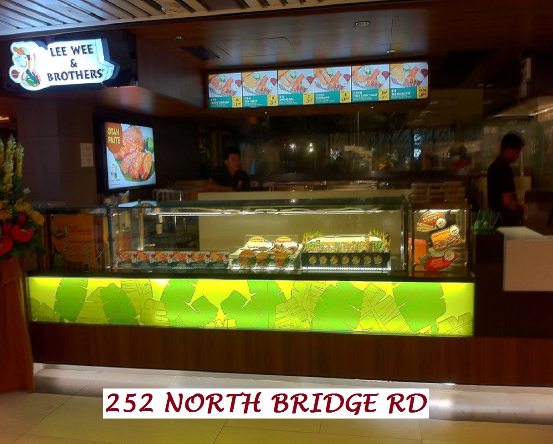 252 NORTH BRIDGE RD 1
