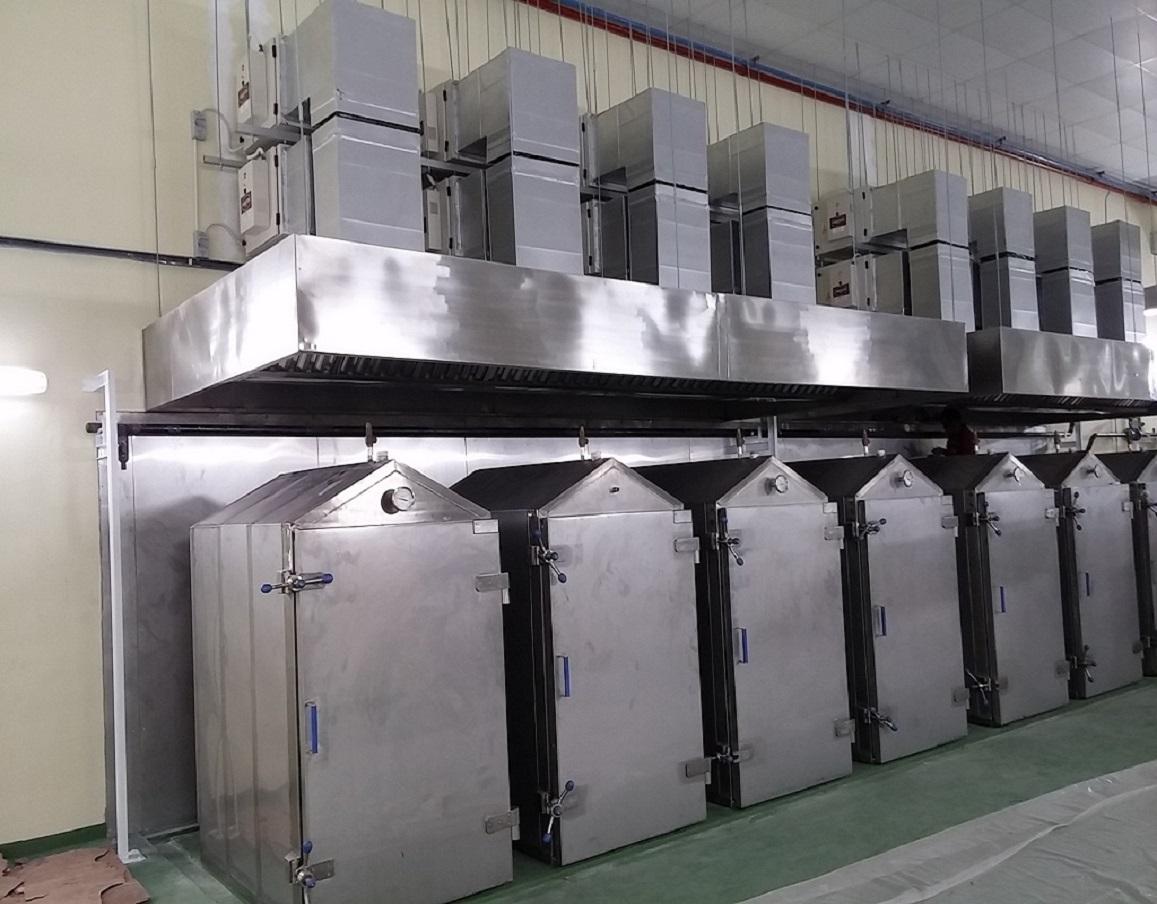 Kitchen Exhaust System1