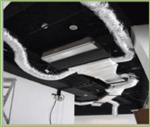 FCU AIR-CON DUCTING